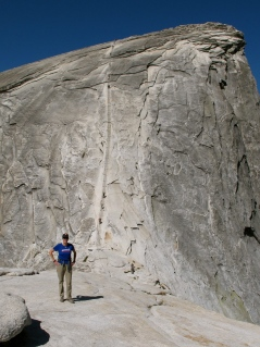 The Half Dome Cables