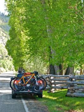 Life Bus pit stop in Durango