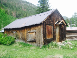 Another old cabin in town